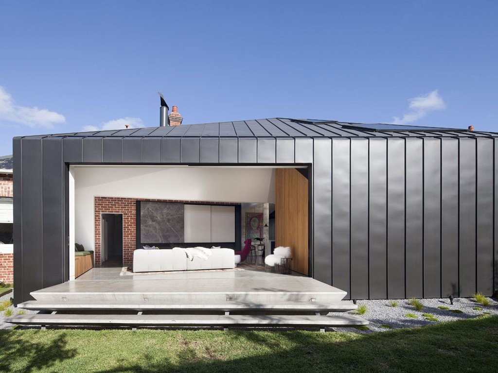 Exterior Wall Architecture : Exterior wall materials architecture and design