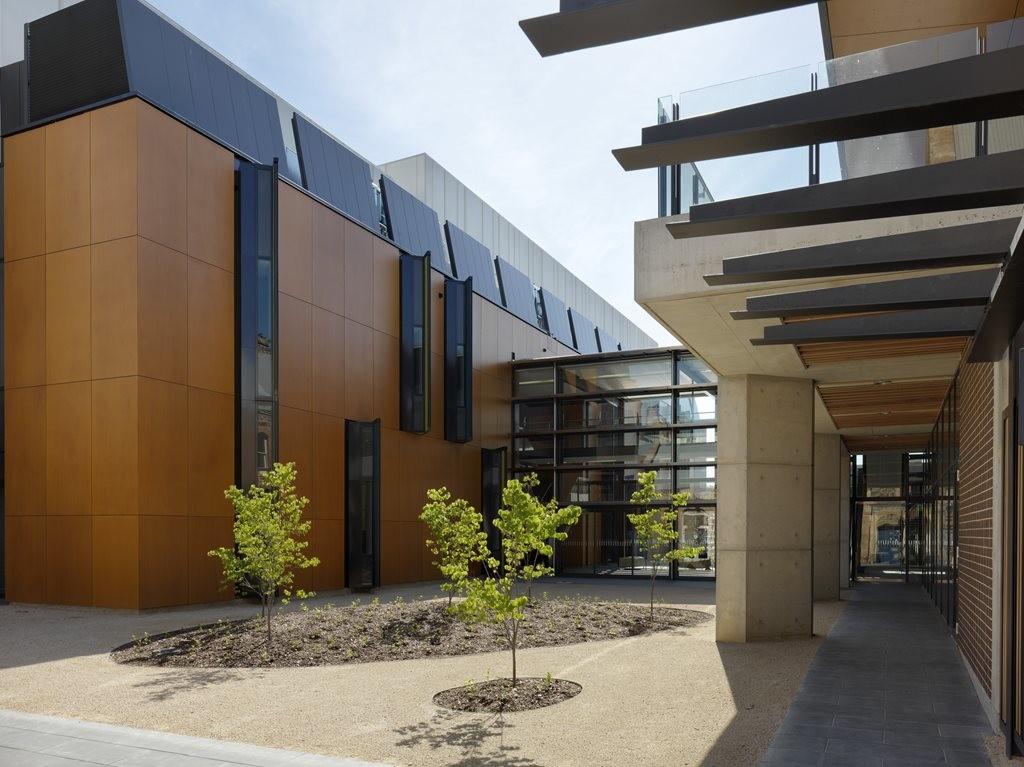 Profile cox richardson architects 39 joe agius for Design studio adelaide