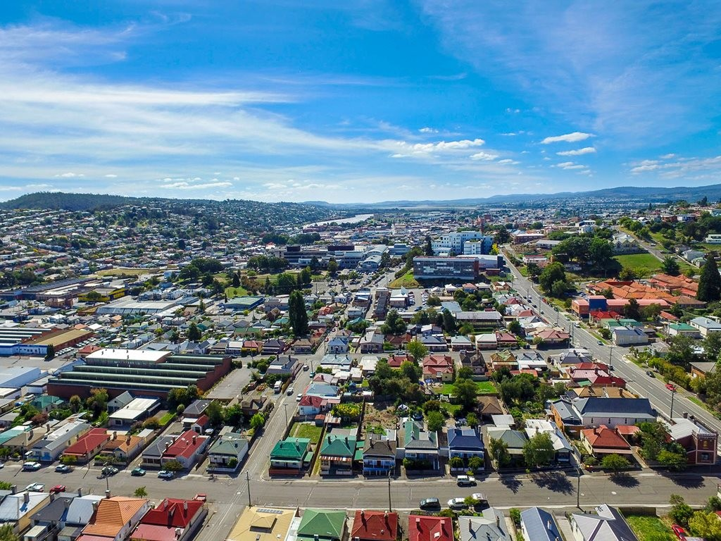A new initiative for Launceston intends to make the city one of Australia's most liveable and innovative regional cities. Image: City of Launceston