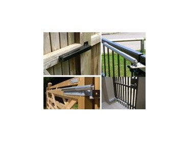 Gate Closers For Pedestrian Gates And Swimming Pools Available Now