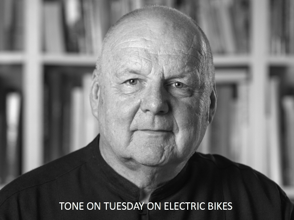 Tone on Tuesday: On electric bicycles