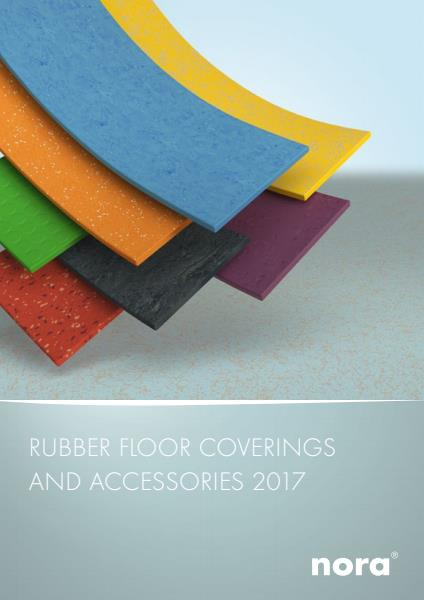 nora rubber floor coverings and accessories