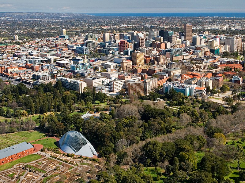 Arts South Australia has launched an international design competition for the creation of Adelaide Contemporary, a new gallery and sculpture park to be located in Adelaide's cultural hub of North Terrace.