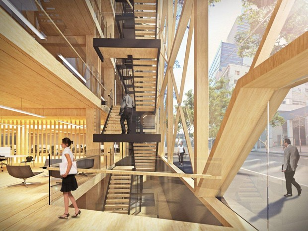 Laminated Wood Structures ~ Timber buildings why and how australia s poised to build