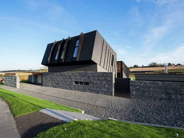 ZEB Pilot House Norway utvendig