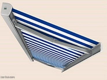 Retractable Folding Arm Awnings - Millenium  Folding Arm Awning