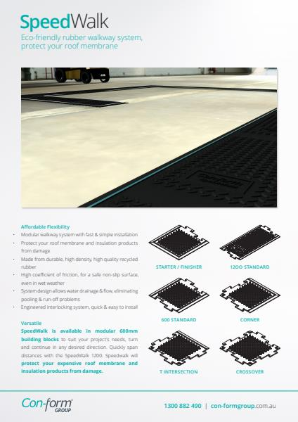 Speedwalk brochure