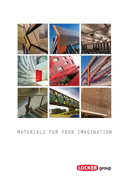 MATERIALS FOR YOUR IMAGINATION