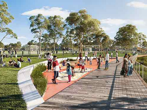 West Schofields The Future Of Community Design In Western
