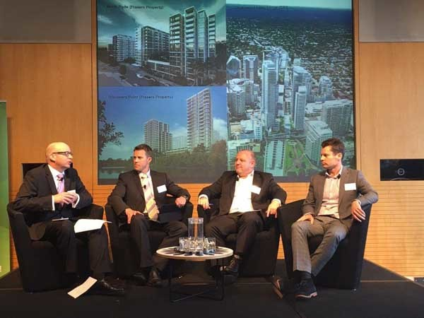 PTW Architects organised the Transit-Oriented Development (TOD) event in Sydney