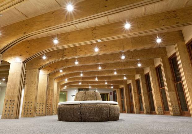 New Timber Technology Drives Design Innovation Across