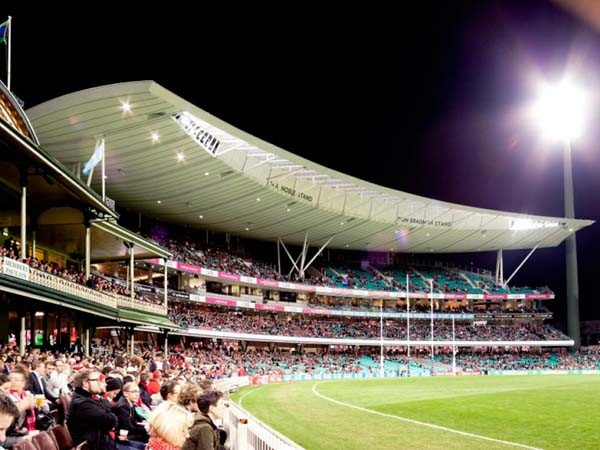 ShapeShell Monocoque panels at the SCG