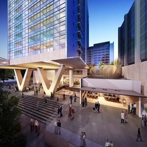 Koichi Takada Amp Aj C Architects Parramatta Piazza Defined