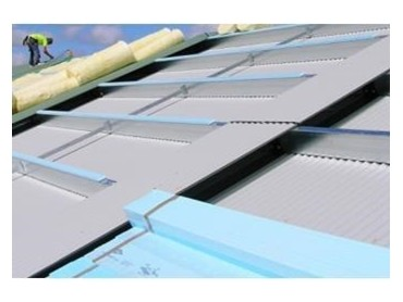 Dow Styrofoam Deckmate 300 Thermal Spacers For Metal Deck Roofs Available From Dynamic Composite Technologies Architecture Design