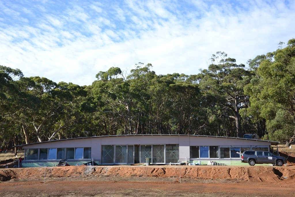 Max pritchard architects design australia s first for Architects south australia