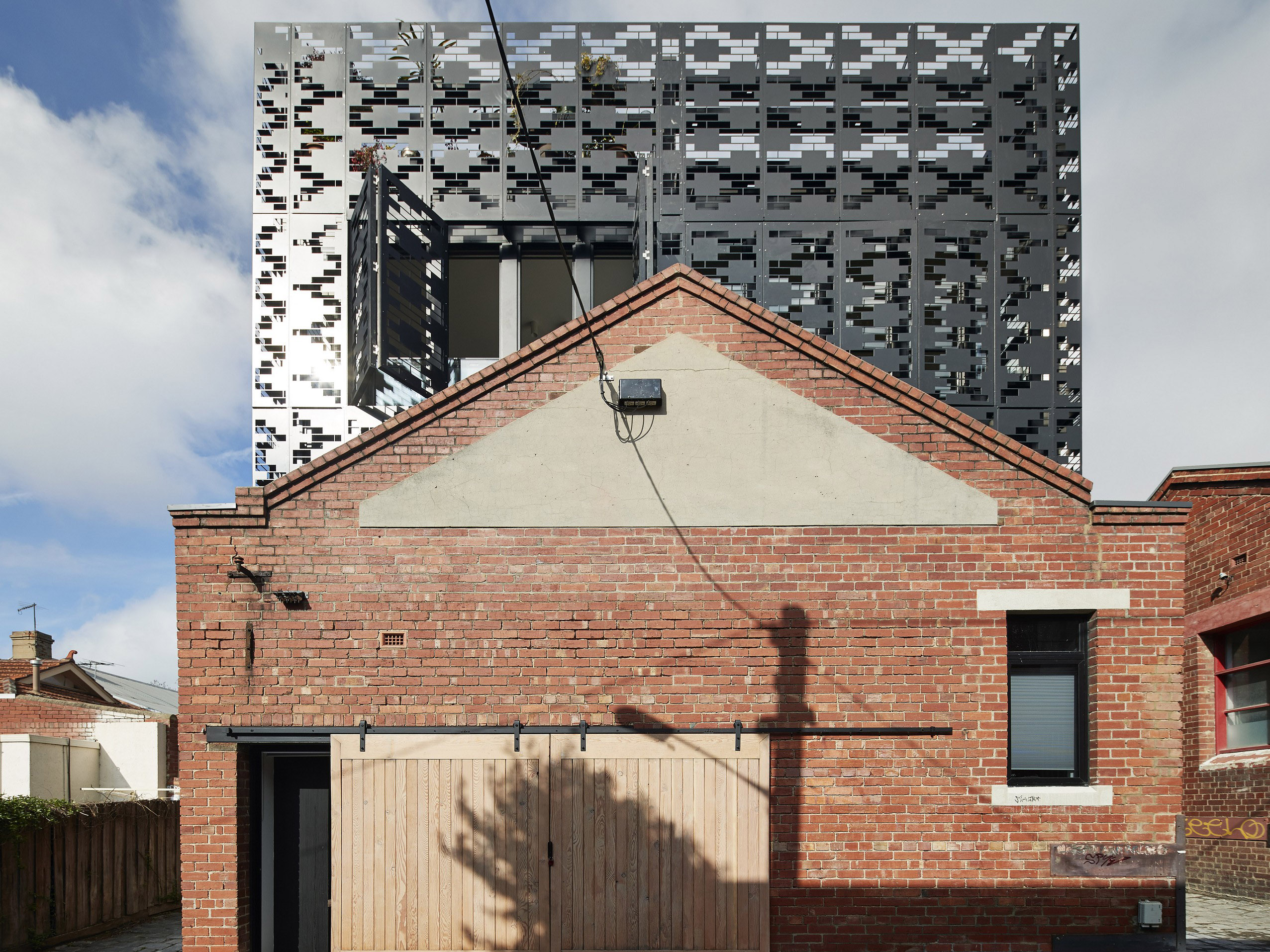 Celebrating industrial heritage in a new residential development
