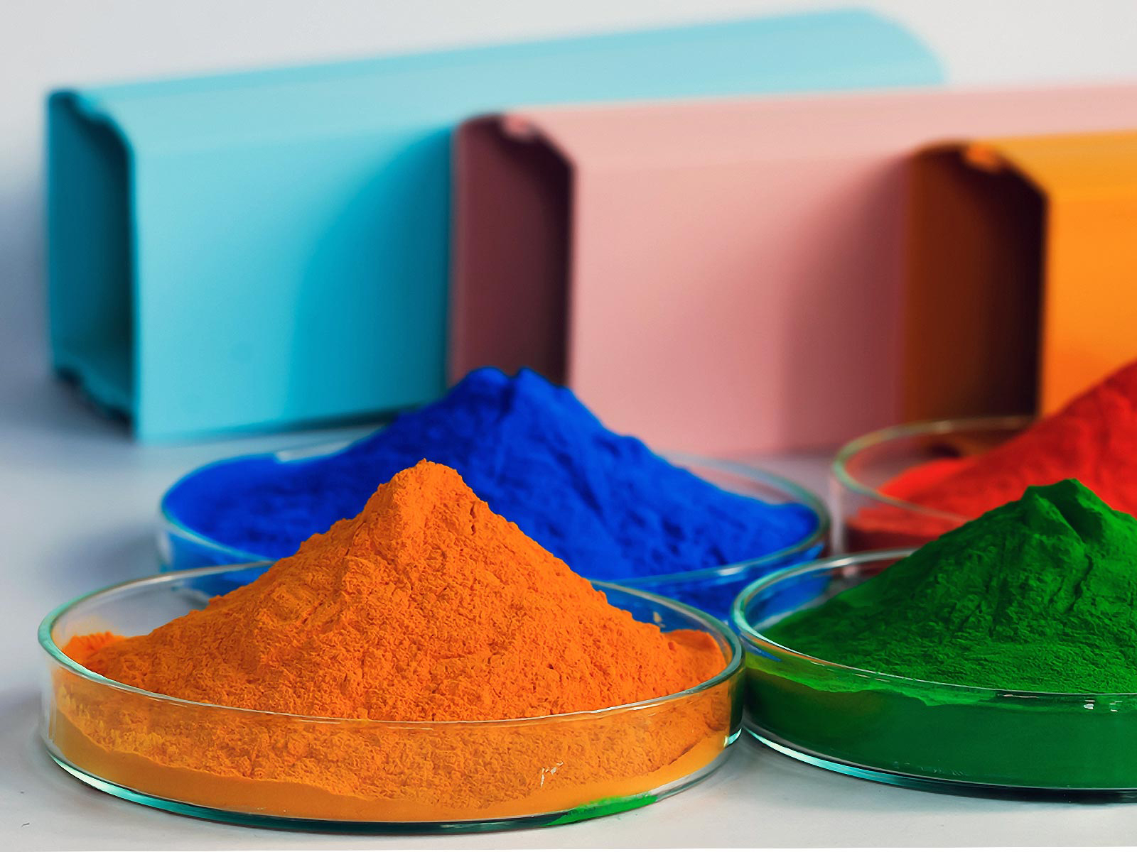 Application versatility and the green building trend are two key factors that are driving the growth of the global powder coatings industry. Image: www.tlcmetalworks.com