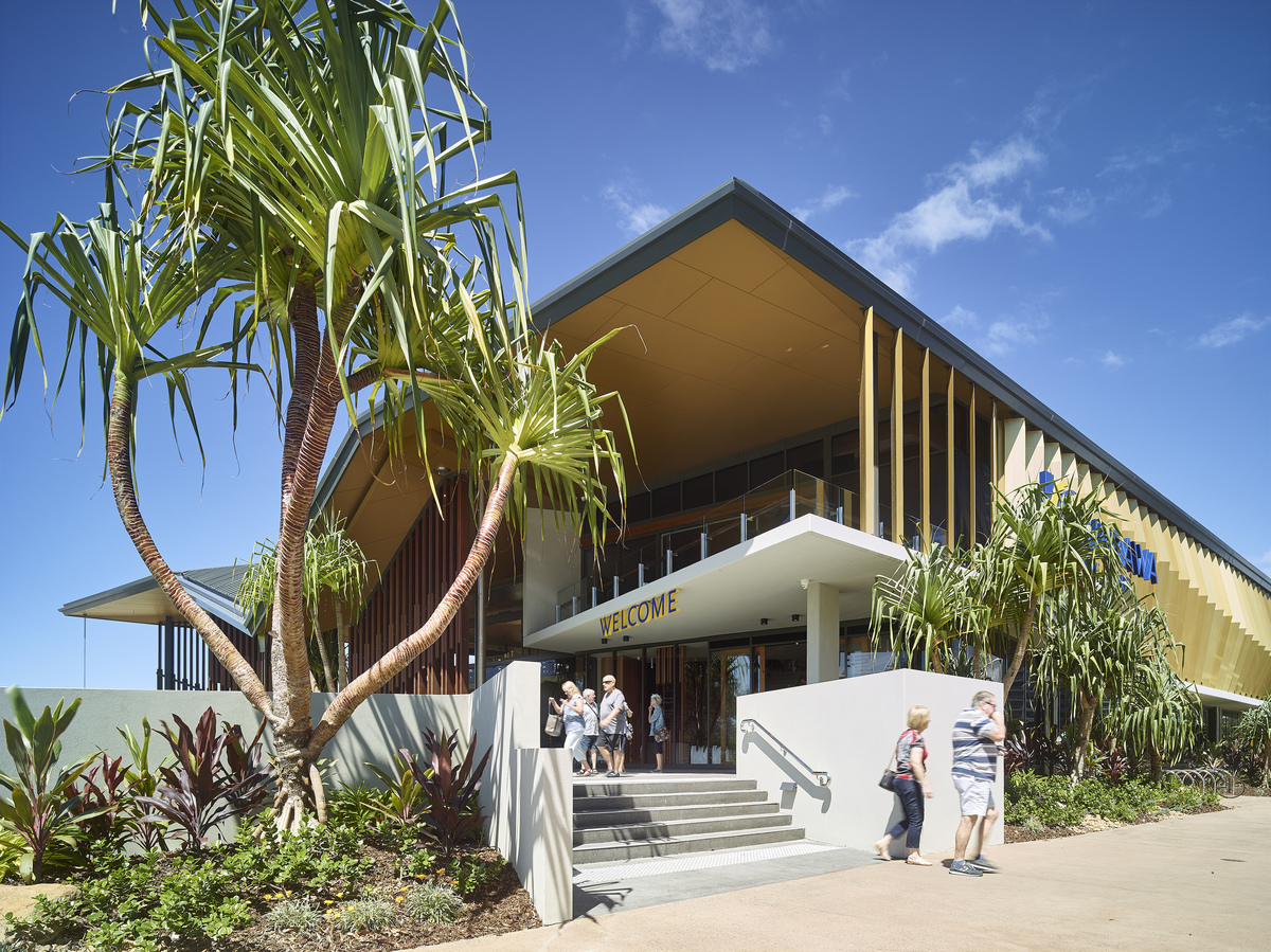 From The City To The Beach Australia S Newest Surf Club