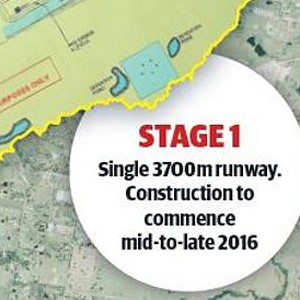 Plans Leaked Sydney S Badgery Creek Airport To Commence