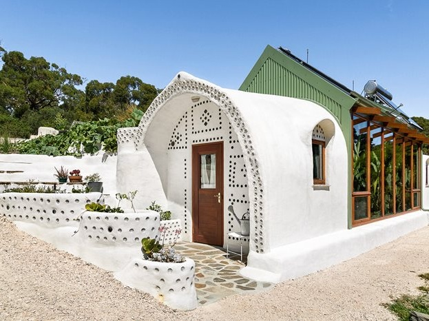 Ironbark Earthship