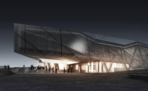 Looking Up Uts Shows Off Nsw S First Planetarium Design
