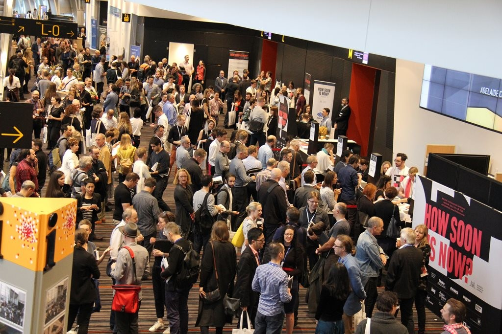 Image: The Australian Institute of Architects, 2016 National Conference