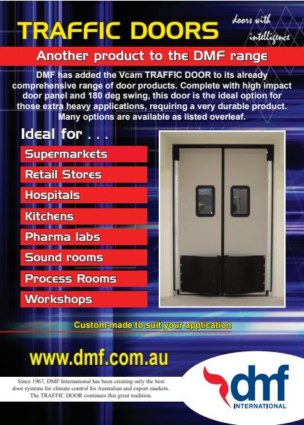 Traffic Doors Vcam