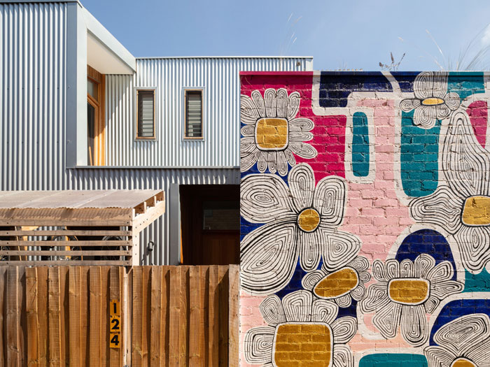 Designing a sustainable house that brings people together