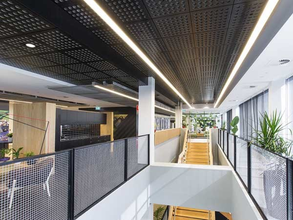 Aurecon office fit-out