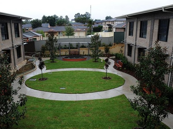 Quakers Hill Nursing Home By Aj+C Re-Opens After 2011 Arson Attack