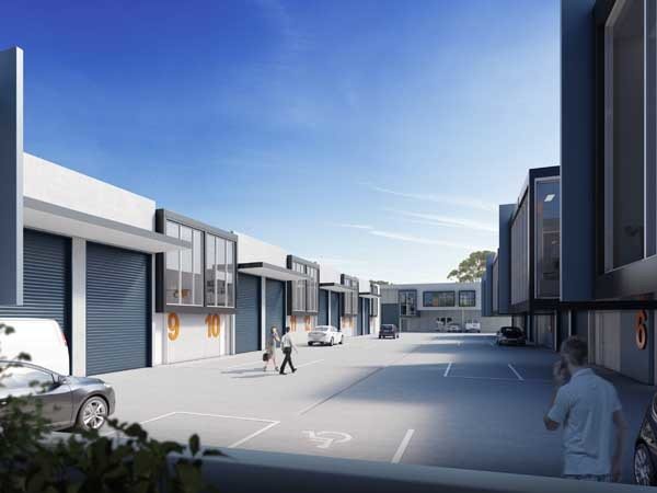 Dragon Supplies Labour To New Mixed Use Development In