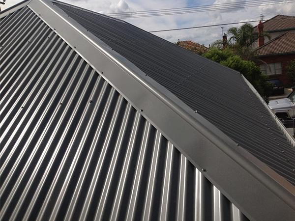 Corrugated Iron Cladding Roofing Size Profiles Price Ideas Architecture Design