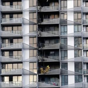 Builders Investigate Use Of Flammable Aluminium Cladding