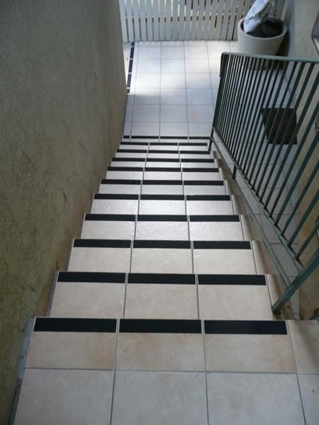 Stair tread nosings