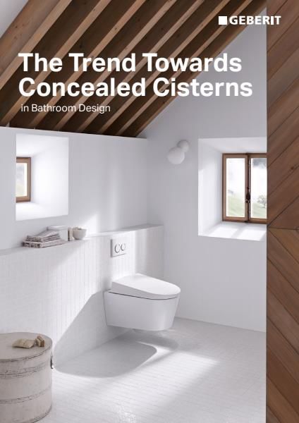 White Paper The Trend Towards Concealed Cisterns
