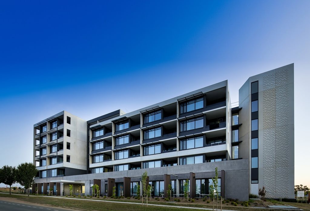 From homes to hotels 2016 act architecture awards for Residential architecture awards