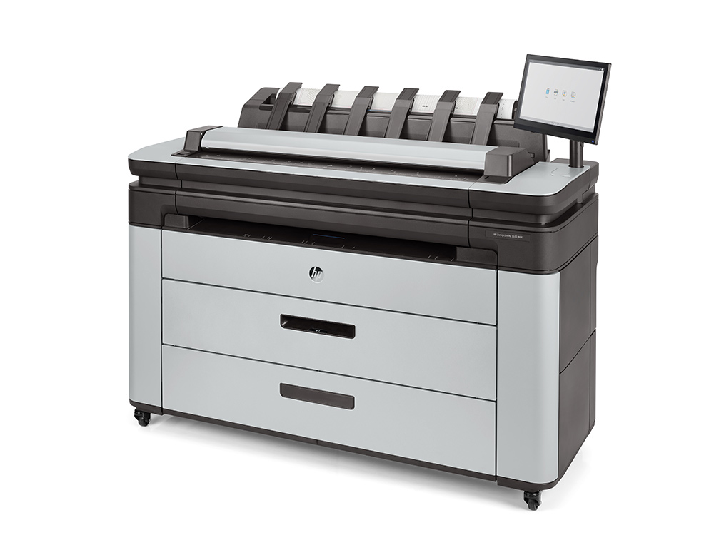 HP product image of DesignjetXL3600 standard printer