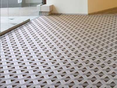 Floormations entrance matting