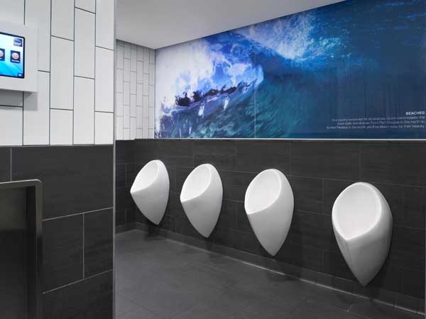 Total Facilities Names Brisbane Airport S Bathrooms As The