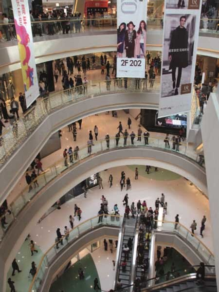 The Buchan Group Designed Mixc Mall Opens In Shenyang