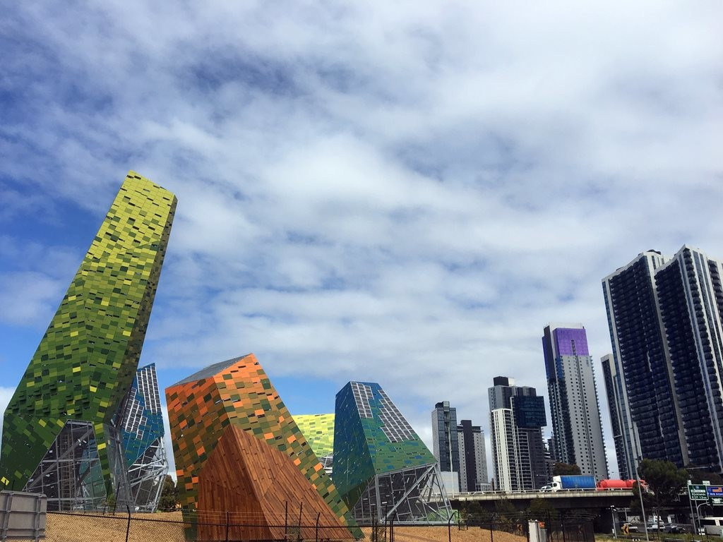 Beyond Sculpture Melbourne S New Habitat Filter