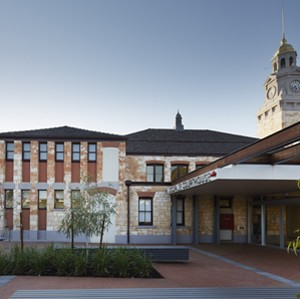 Kalgoorlie Courthouse by Hassell Architects