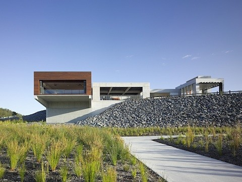 Hinze Dam Visitor Centre Completed On Gold Coast Designed