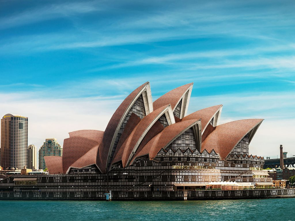 What 7 Iconic Buildings Would Look Like In Different