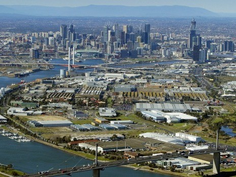 The Fishermans Bend is the nation's largest urban renewal project. Photography by Craig Abraham