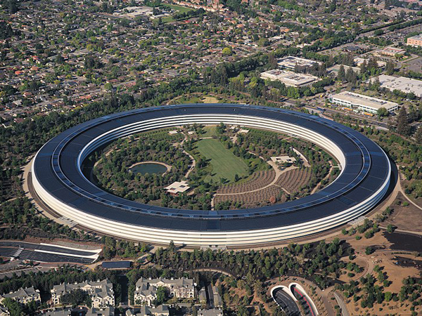 Apple Park expensive building