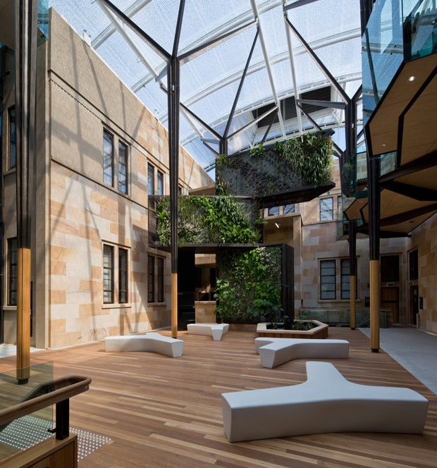 university of queensland global change institute by