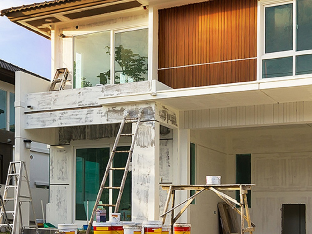 Home renovations exterior
