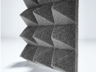 Cheops pyramid acoustic panels