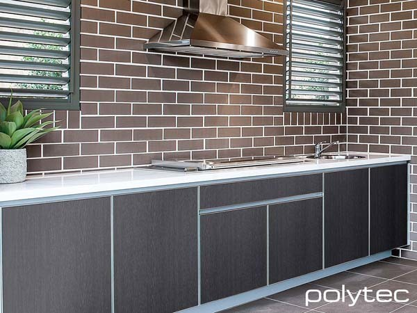 Polytec updates palette for Alfresco door range with 8 new